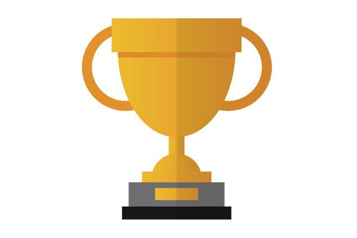 Download Grátis de Trofeu-dourado-primeiro-lugar