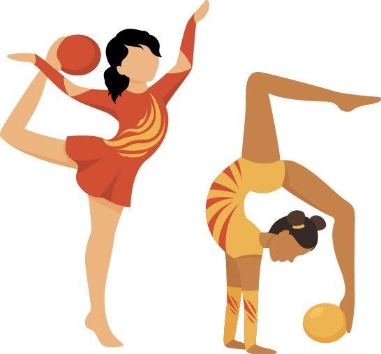 Dança Artística com Bola