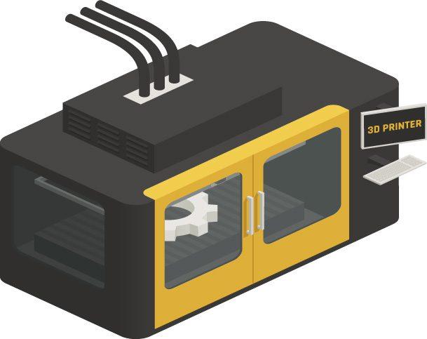 Maquina de Usinagem CNC