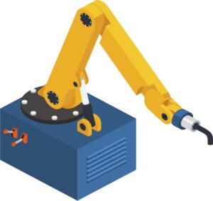 Maquina Industrial Automática