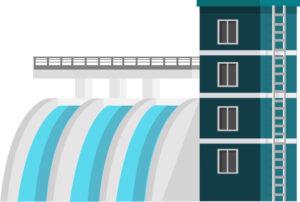 Usina Hidroelétrica